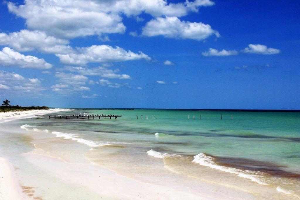 playa de El Cuyo