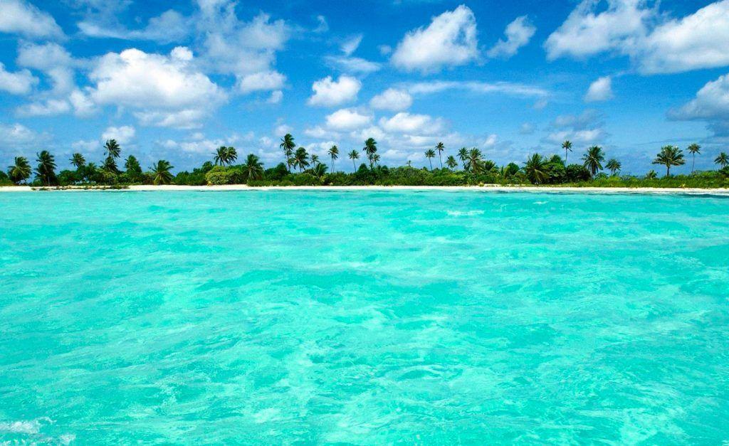 playa de Sian Kaan