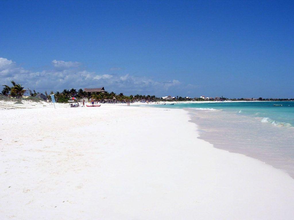 playa de Xpuha